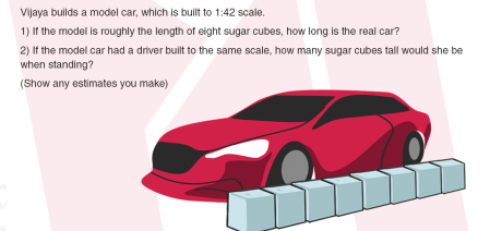 #MondayMaths and one sweet ride
