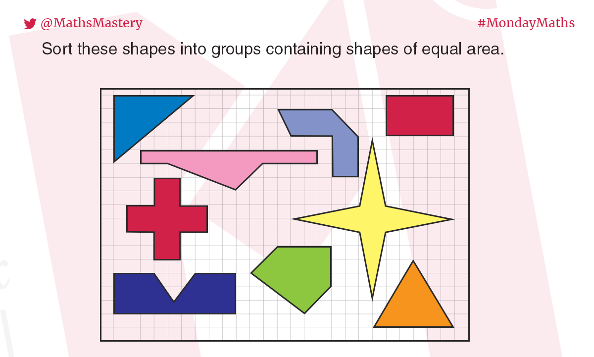 Polygons part 2 in #MondayMaths