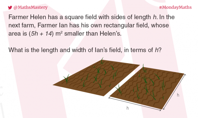 A farm-filled #MondayMaths