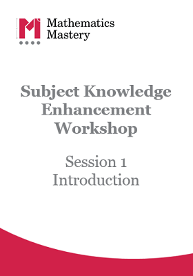 Subject Knowledge Enhancement