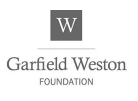 Garfield Weston Foundation..