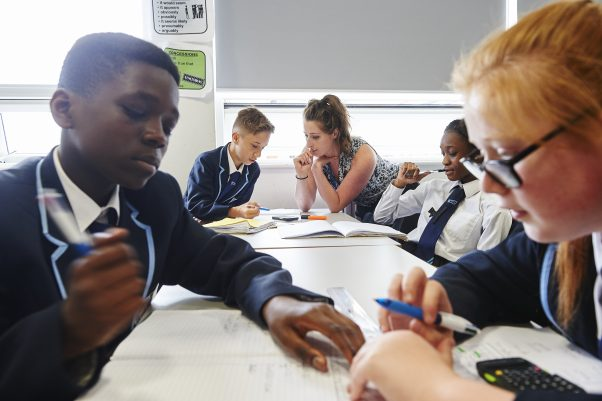 How Salesforce is supporting us reach out to students in disadvantaged areas
